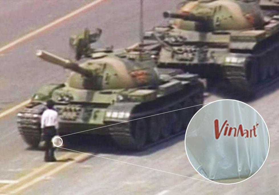 VinMart est une chaîne de supermarchés au Vietnam :-)